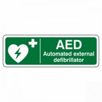 (AED) Automatic External Defibrillator