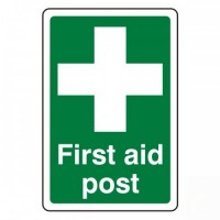 First aid post