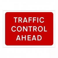 Traffic control ahead