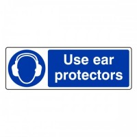Use ear protection