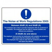 Noise at work Regulations 2005