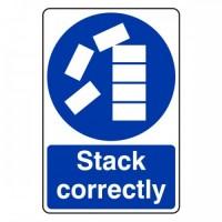 Stack correctly