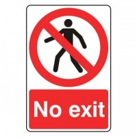 No Exit (with man)