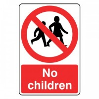 No children