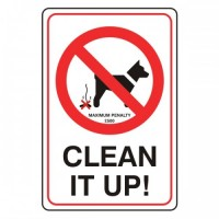 Clean it up (with fine)