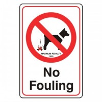 No fouling (with fine)